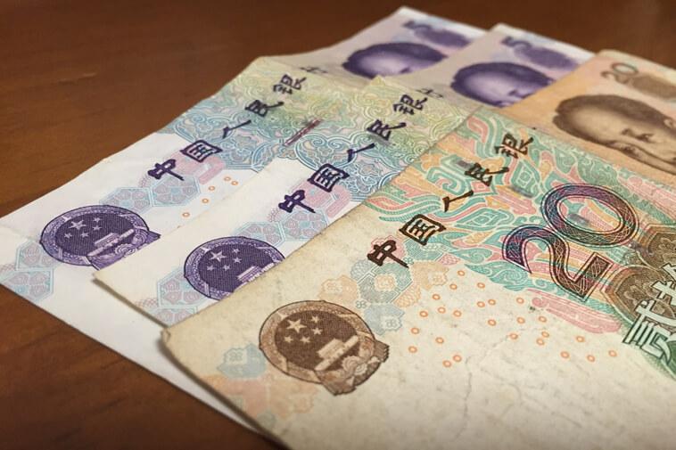 Đồng Nhân dân tệ mất giá kéo theo sự giảm giá của các mặt hàng Trung Quốc